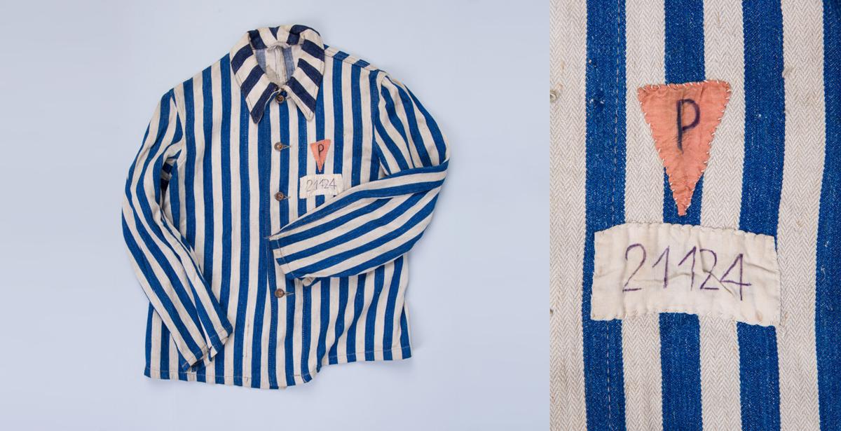 camisa recluso