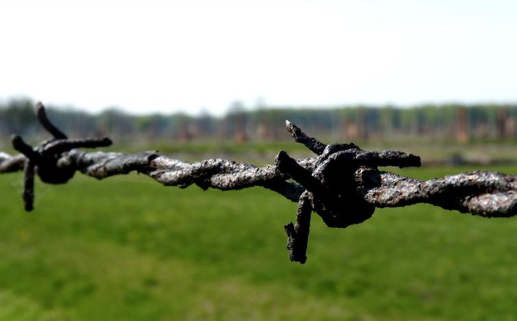 Alambrada Auschwitz