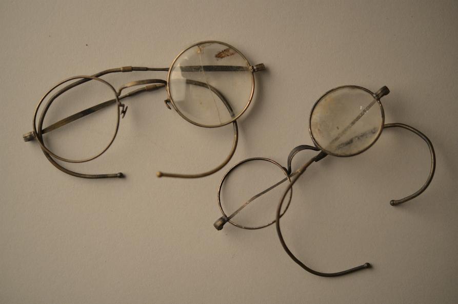Gafas Auschwitz