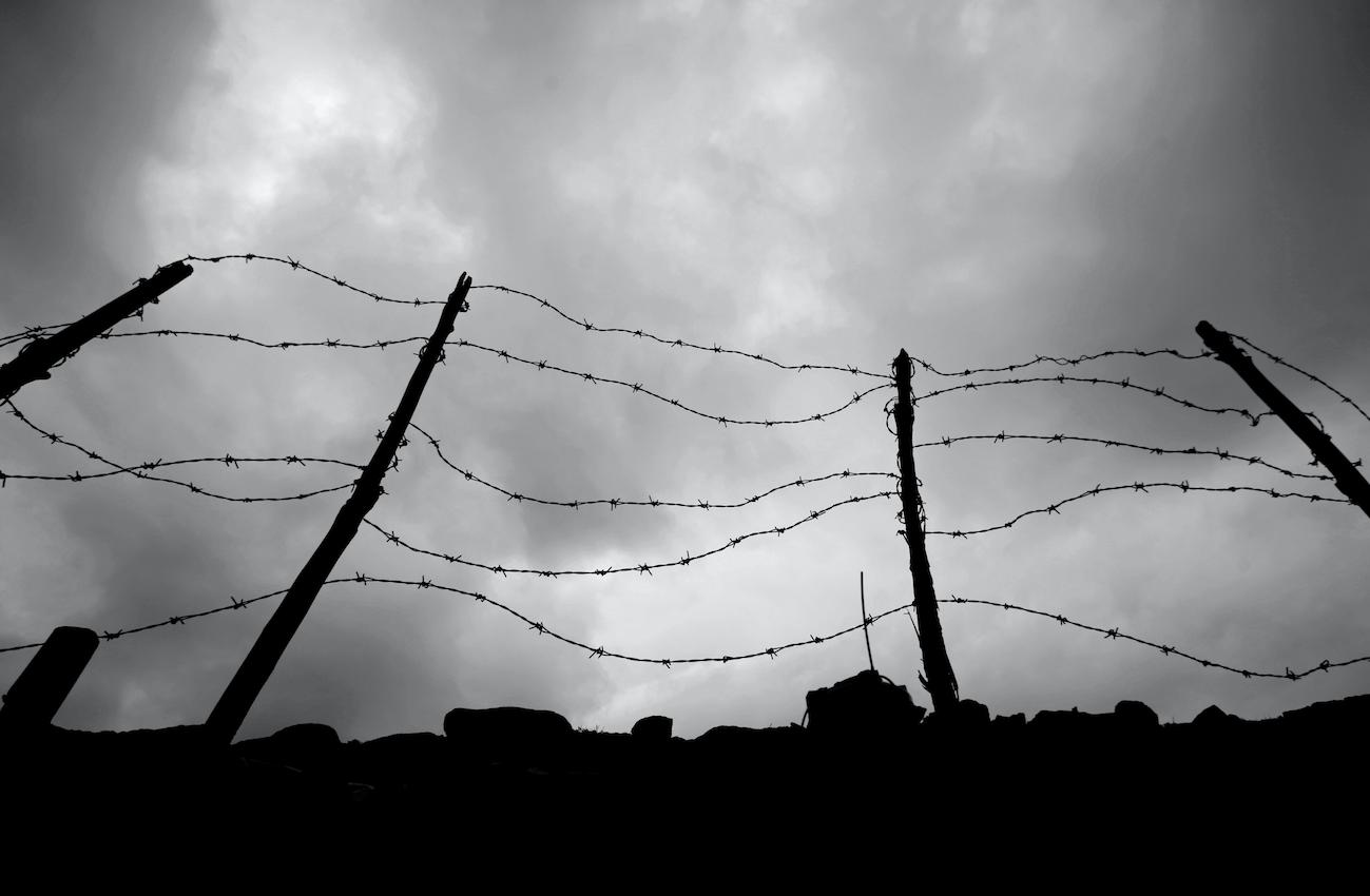 Alambrado Auschwitz