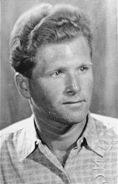 Aart Bouter fue arrestado por la policía holandesa y deportado al campo de concentración de Sachsenhausen.