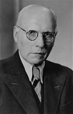 Franz Kusserow estuvo prisionero durante nueve años por sus creencias religiosas.