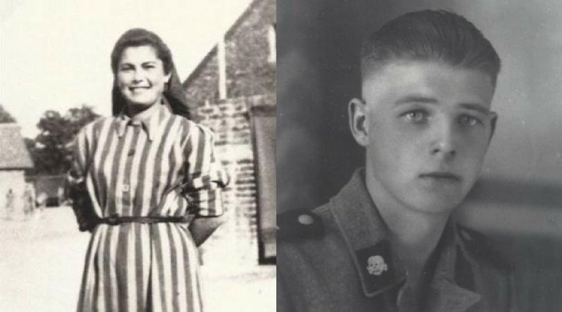 Helena Citrónová y Franz Wunsch