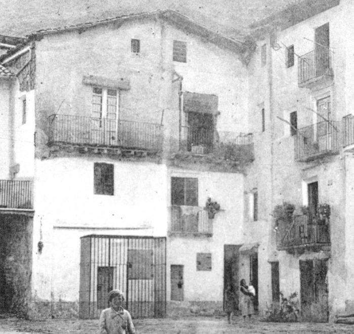 Imagen de la Cárcel de Sort donde se encarcelaba a la mayoría de judíos detenidos.