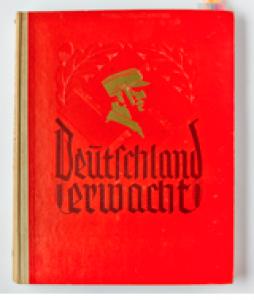 «Llegada de Hitler a un mitin del Partido Nazi» (1933)