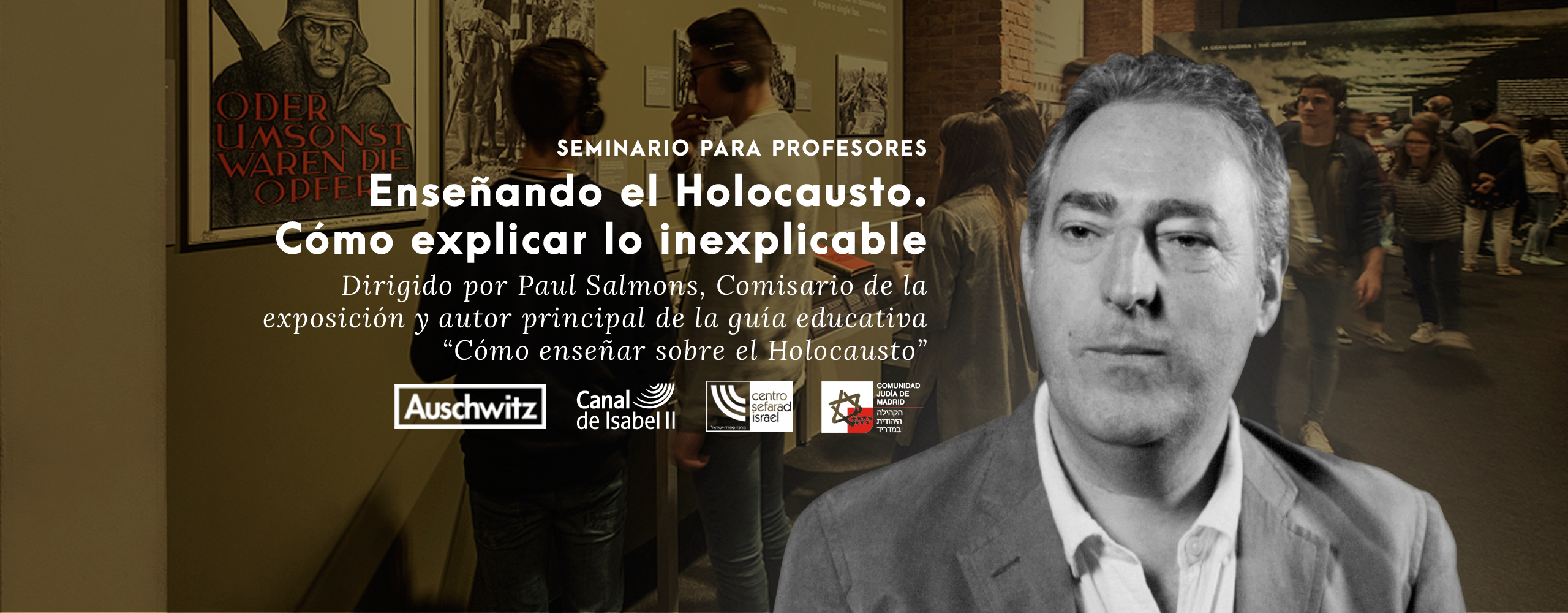 Auschwitz-Exhibition-Paul-Salmons-Enseñando-El-Holocausto