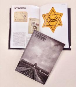 Auschwitz-Exhibition-catálogo