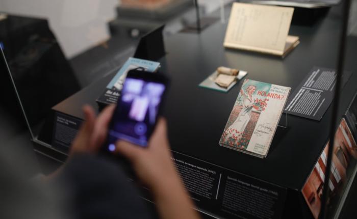 Objetos de Ana Frank
