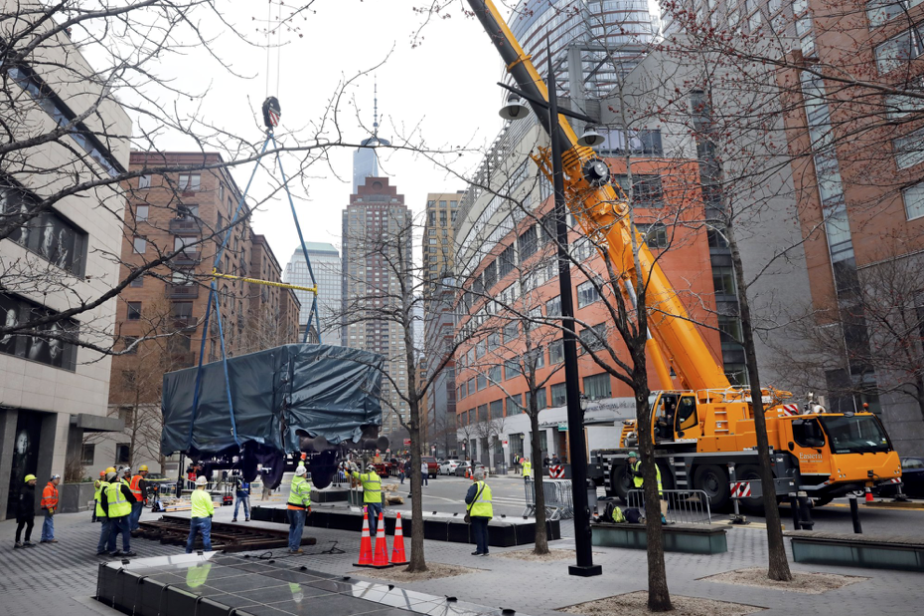 freight car installation NYC