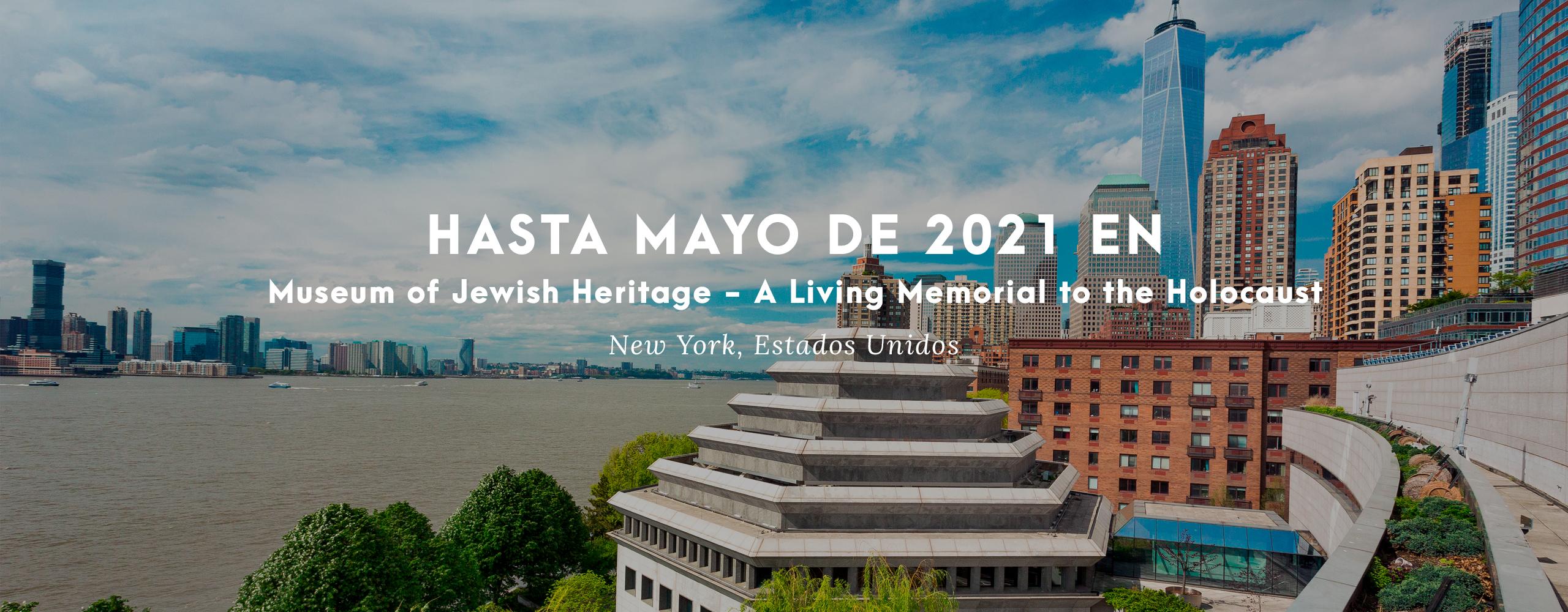 Hasta Mayo de 2021